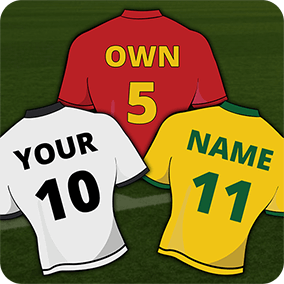 Football Jersey Maker 2018 1.0.1 (Android)
