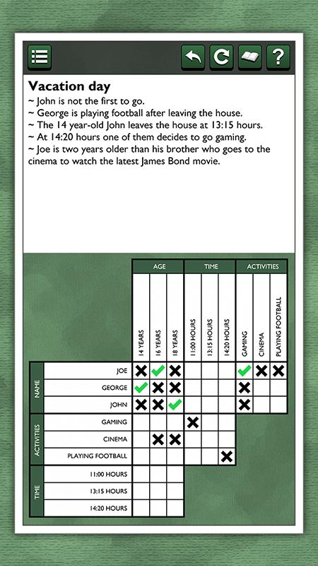 LogiBrain Grids screenshot 4