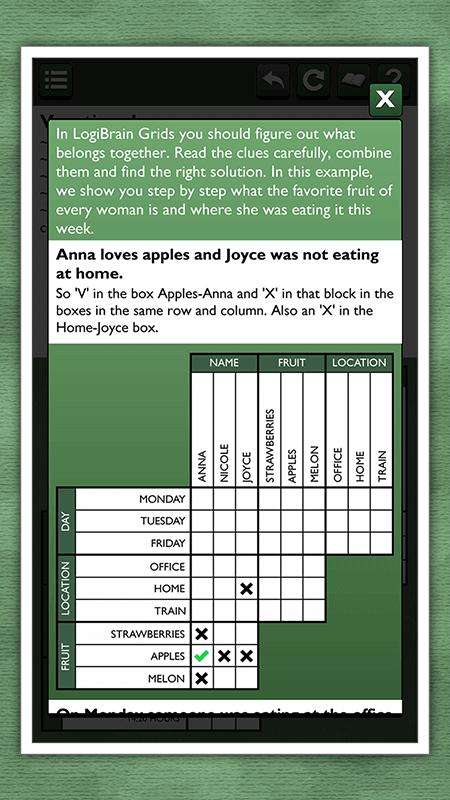 LogiBrain Grids screenshot 5