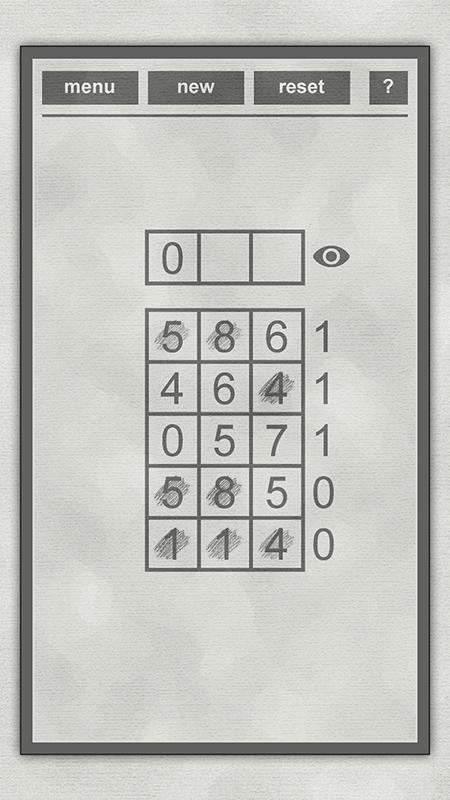 LogiBrain Numbers screenshot 2