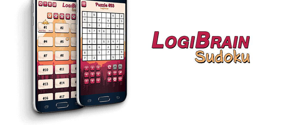 Cover image LogiBrain Sudoku 1.0.4 (Amazon)
