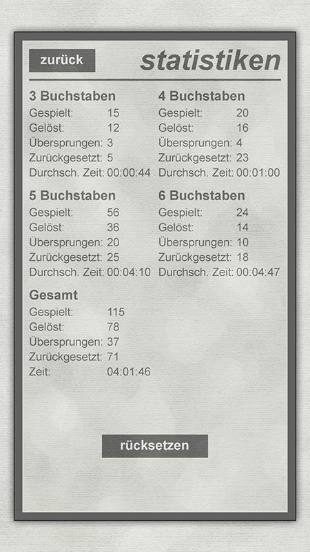 LogiBrain Worte screenshot 5