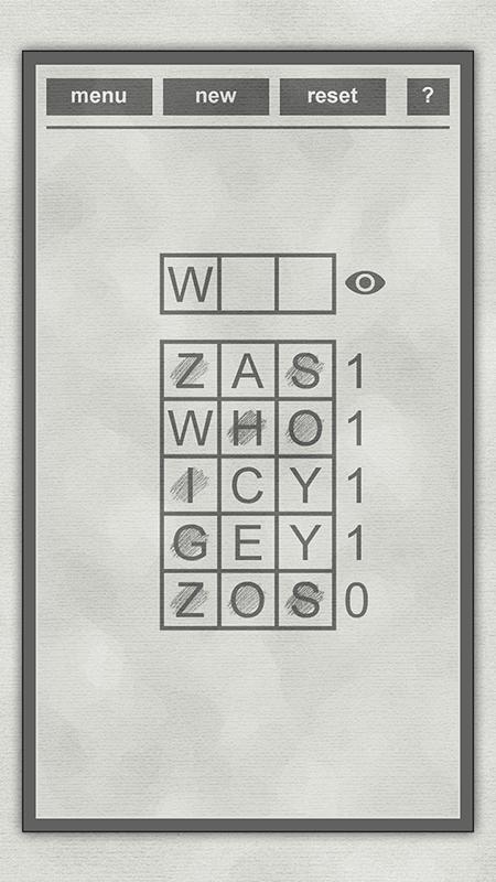 LogiBrain Words screenshot 2