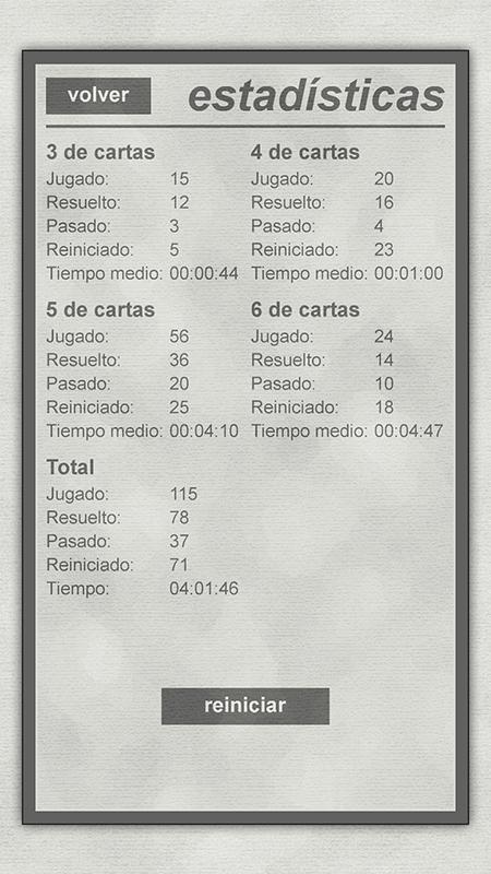 LogiBrain Palabras screenshot 5