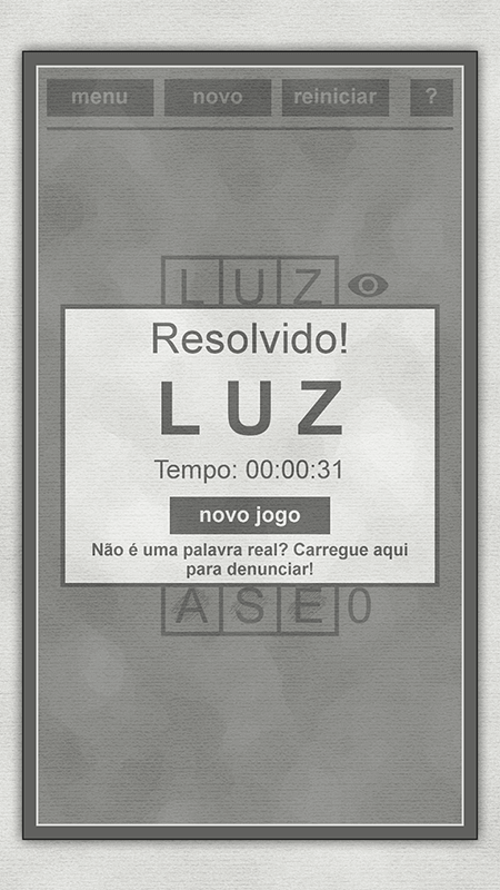 LogiBrain Palavras screenshot 4