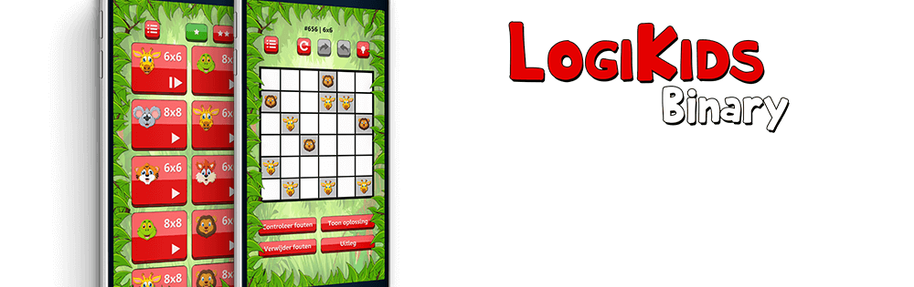Cover image LogiKids Binary 1.0.9 (iOS)