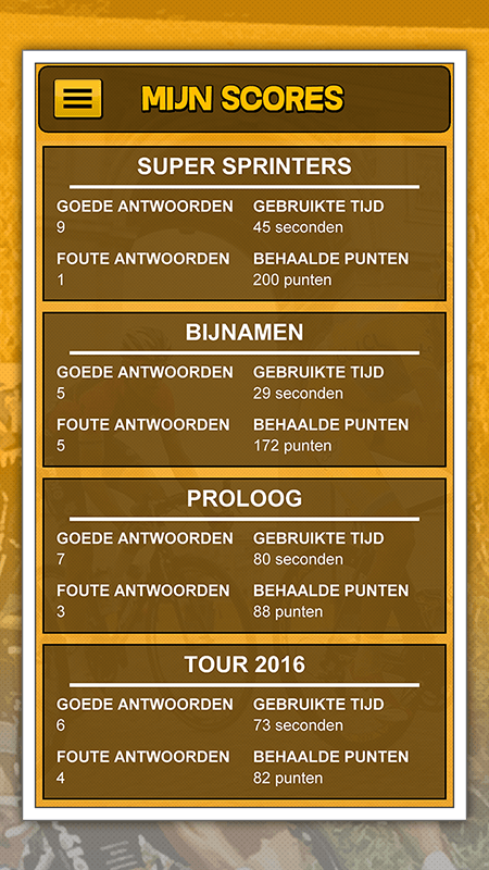 Quizerij Tour Quiz screenshot 4