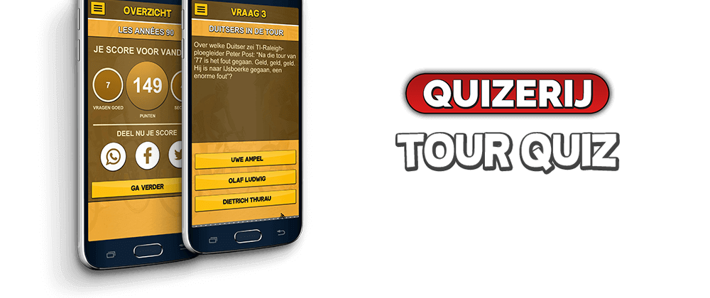 Cover image Quizerij Tour Quiz