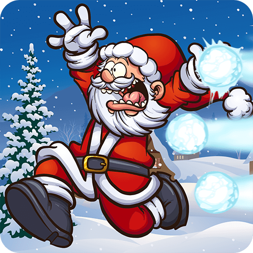 Santa's Snow Fight