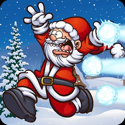 Santa's Snow Fight