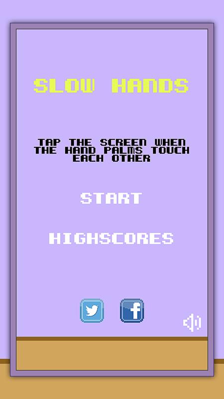 Slow Hands screenshot 3