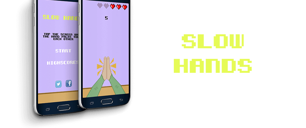 Cover image Slow Hands 1.0.0 released