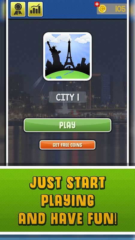 Spot the Skyline screenshot 1
