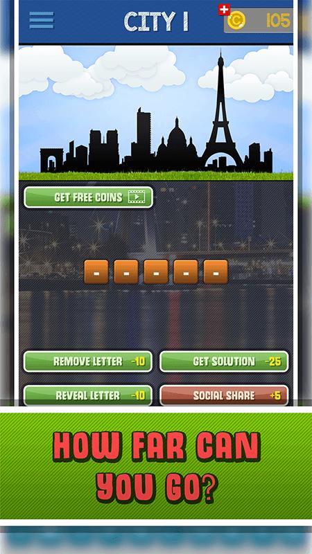 Spot the Skyline screenshot 2