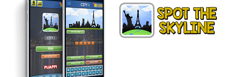 Cover image Spot the Skyline 1.0.5 (iOS)