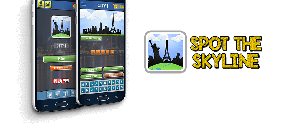 Cover image Spot the Skyline 1.0.4 (Amazon)